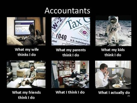 Accountants | What I really do | Scoop.it