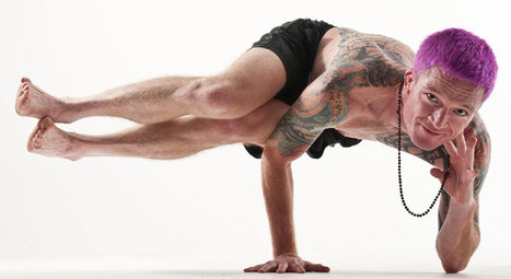 Let's Get Twisted - Online Power Yoga Class with Rob Loud | Inventions that makes a difference | Scoop.it