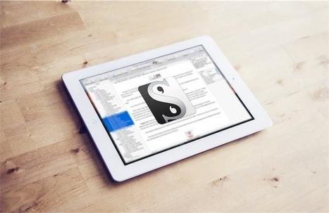 Scrivener iOS approche finalement de la sortie | Scrivener, lecture et écriture numérique | Scoop.it
