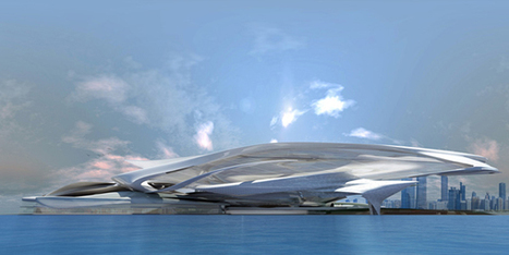 Ultra Modern Abu Dhabi Commercial and Cultural Expo Center | Innovative & Sustainable Building | Scoop.it