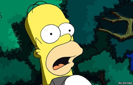Homer Simpson's scary maths problems | Maths | Scoop.it