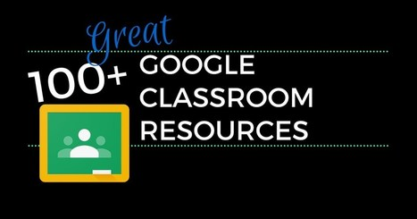 100+ Great Google Classroom Resources for Educators | Daring Apps, QR Codes, Apps, Gadgets, Tools, & Displays | Scoop.it
