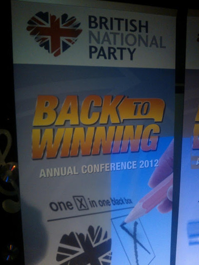 Simon Darby: BNP to contest Rotherham by-election | The Indigenous Uprising of the British Isles | Scoop.it