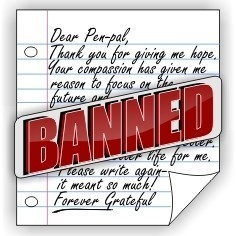Inmates Banned from Seeking Pen-Pals | Juvenile Defendants | Scoop.it