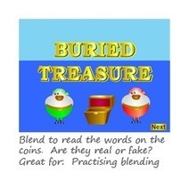Phase 2 phonics games and teaching ideas | Intresting website for pupils 6-7 | Scoop.it
