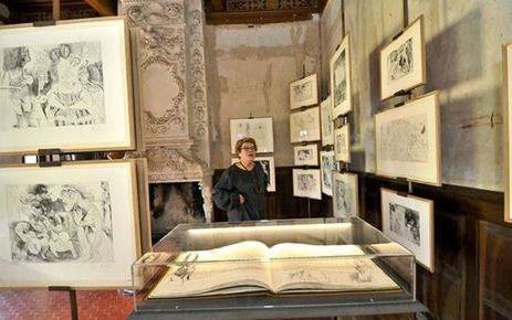 Fait divers : « On m'a volé 400 Picasso ! » - Le Parisien (Abonnement)   J'écris mon premier roman   Scoop.it