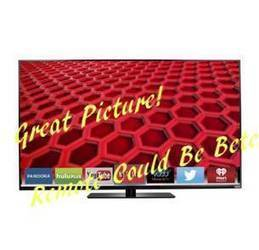 Vizio E550i-B Review - 55-Inch 1080p 120Hz Smart LED HDTV | Home & Garden | Scoop.it