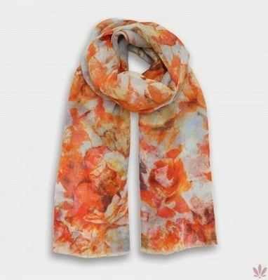 Matching Scarves for the best Outlook | Scarves | Foulards | Stoles | Schals - Fulards.com | Scoop.it