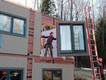 Unity Homes Builds First Prefab | Sustain Our Earth | Scoop.it