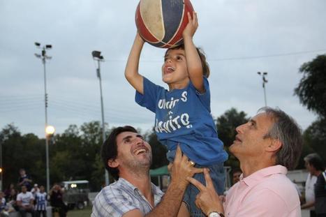 Ayer acompañé a Javito y su familia en un partido solidario en Mendiolaza. Todos...   Hector Baldassi Candidato a Diputado Nacional   Scoop.it