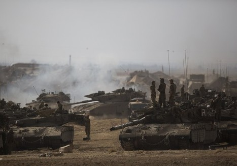 'We are preparing to attack, not just defend,' IDF source says | Israel News | Scoop.it