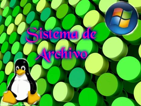 5.1 Concepto de Sistema de archivos | Sistemas Operativos ITSAV Lerdo | Scoop.it