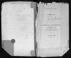 Numérisation en cours ! - Archives départementales et patrimoine du Cher | GenealoNet | Scoop.it