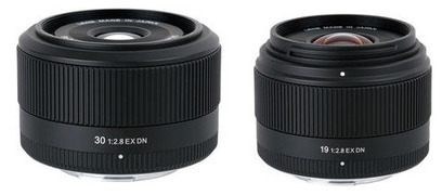"Sigma 19mm f/2.8 and 30mm f/2.8 EX DN lenses for Micro Four Thirds camera | ""Cameras, Camcorders, Pictures, HDR, Gadgets, Films, Movies, Landscapes"" 