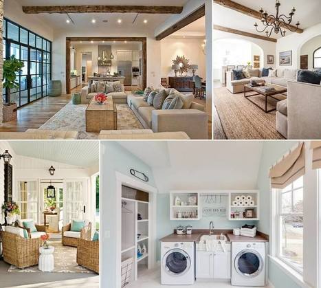 Design Elements of Southern California Interior Design | Amazing interior design | Scoop.it