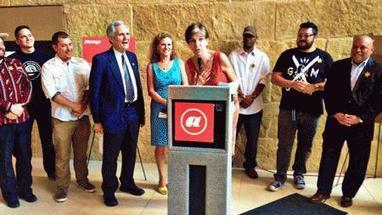 Austin Musicians Get Out The Vote - KEYE TV   The Music Exposition   Scoop.it