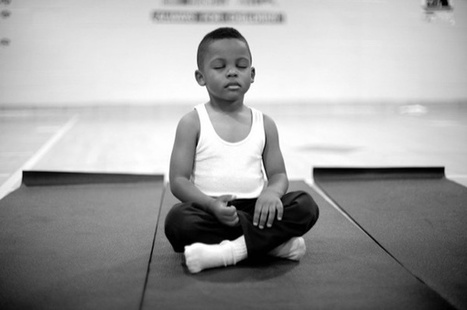 This school replaced detention with meditation. The results are stunning. | Pedalogica: educación y TIC | Scoop.it
