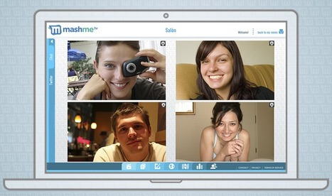 Videoconference and Co-Navigate Docs, Slides, Clips and Maps with MashMeTV | Online Collaboration Tools | Scoop.it