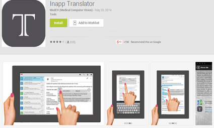 Inapp Translator- a floating Android app that translates text | Technology | Scoop.it