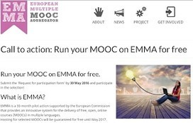 Free multilingual MOOC opportunity for 1st time for MOOC designers | Easy MOOC | Scoop.it