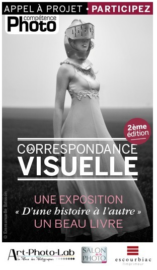 Participez à La Correspondance Visuelle 2e édition | J'aime la photographie | Scoop.it