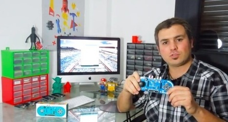 Jugando a SuperTux Cart con Arduino Esplora – Video tutorial | Raspberry Pi | Scoop.it