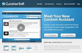DM : Design Multimedia: Curación de Contenidos CurationSoft | Cura de contenido | Scoop.it