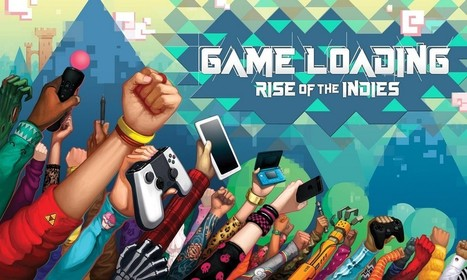 Video • Eerste trailer voor Game Loading, Rise of the Indies | Mediawijsheid bibliotheken | Scoop.it