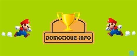 Nominations au Trophée Domotique 2015 | Soho et e-House : Vie numérique familiale | Scoop.it