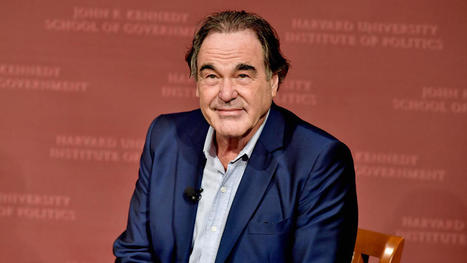 Oliver Stone: Any NSA attacks on 'Snowden' would have been stupid | Saif al Islam | Scoop.it