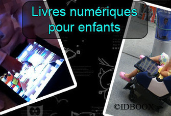 Ebooks Pour Enfants | IDBOOX | E-apprentissage | Scoop.it