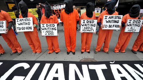 'Day of Action to Close Guantanamo': US cities protest Obama's inaction - RT | Postcolonial mind | Scoop.it