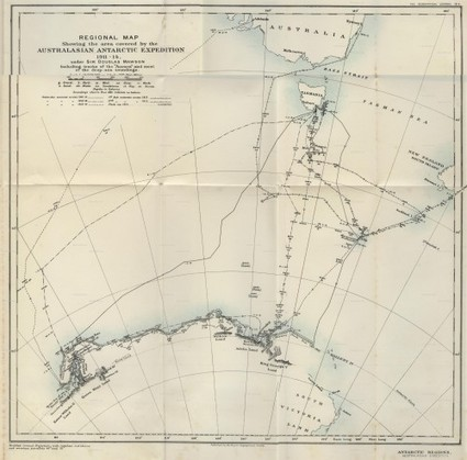 royal-geographical-society_geographical-journal_1914_australian-antarctic-expedition-sir-douglas-mawson_3000_2963_600 | Australia's Antarctic Expedition - Douglas Mawson | Scoop.it