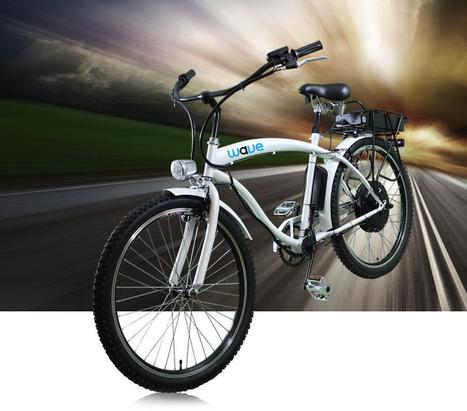 Wave Electric Bike - uma bicicleta eléctríca acelerada mas económica | Heron | Scoop.it