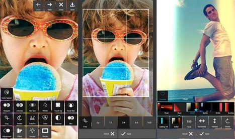 Pixlr Express, un potente editor de fotos para Android con más de 600 efectos | Nayi | Scoop.it