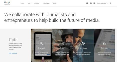 Google Introduces its News Lab | Multimedia Journalism | Scoop.it