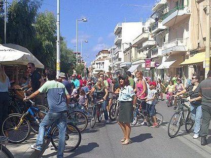 Τα ποδήλατα εκτόπισαν τα αυτοκίνητα! - GOODnet.gr   Μαθητής στο Άδελε   Scoop.it
