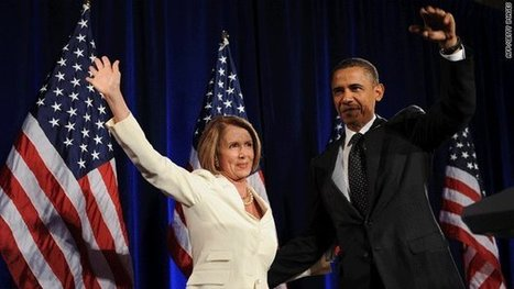 Obama in California: 'I could get a whole lot more done if Nancy Pelosi is speaker of the House'   WashingtonExaminer.com   Restore America   Scoop.it