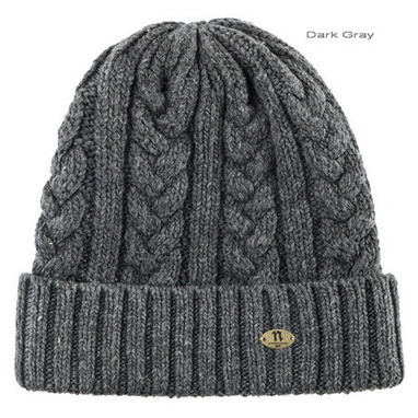 Retro Braided knit Beanie hats from Vintage rugged canvas bags | Best mens style outlet | Scoop.it