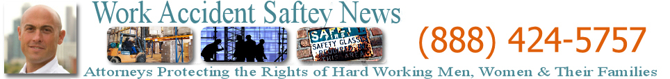 Work Accident Safety News