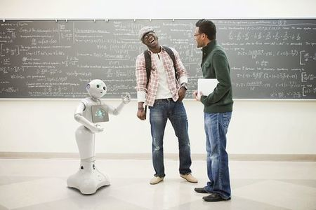 Pepper the robot recognizes your emotions and shows its own | Knowmads, Infocology of the future | Scoop.it