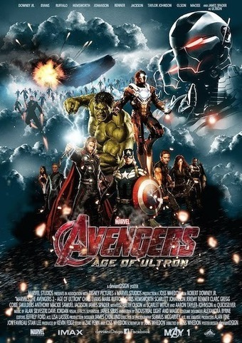 Avengers Age of Ultron (2015) Hindi Dubbed DVDScr 700mb Download | 9xmovies | Bollywood Box Office | Scoop.it