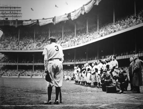 Bytes: Pulitzer Prize for Photography: Nat Fein, 1949 | Sports Photography | Scoop.it