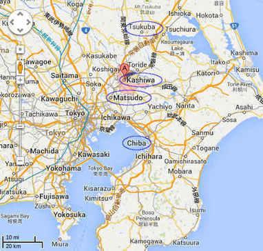 Du Césium 137 décelé dans les urines de 70% des enfants examinés près de Tokyo ! | Greg mk Actu | Scoop.it