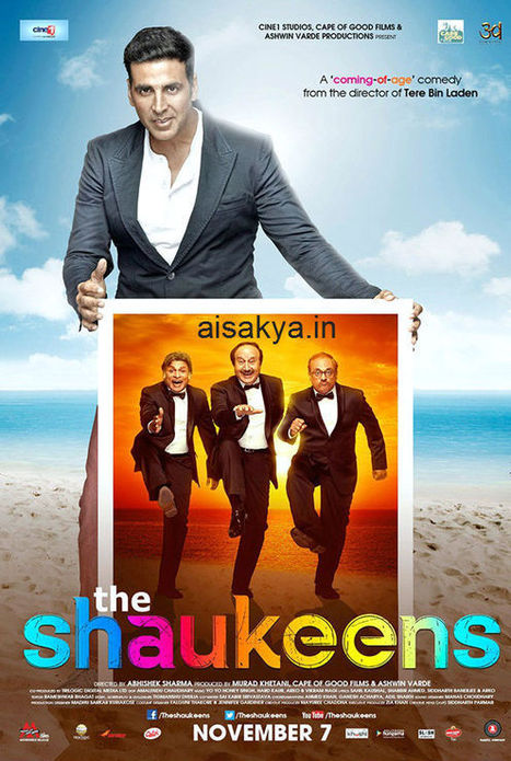 The Shaukeens Movie Reviews | The Shaukeens Wallpapers | Bollywood Movie Reviews | Scoop.it