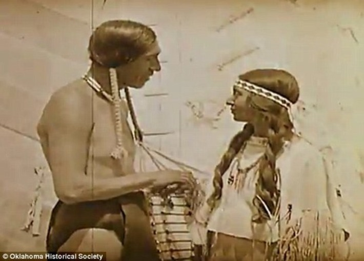 Extraordinary 1920 silent film with all-Indian cast re-released after a painstaking restoration project | Amériques | Scoop.it