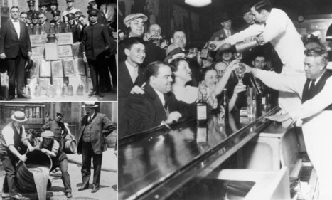 In good spirits: Celebrations at end of prohibition 80 years ago | British Genealogy | Scoop.it
