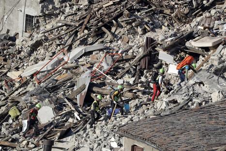 L'endemà del terratrèmol d'Itàlia, en directe, Irene Savio, Mar Gallardo i Pescara del Tronto | Diari de Miquel Iceta | Scoop.it