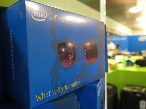 Arduino Blog » Blog Archive » Massimo Banzi reveals an exciting new product and collaboration with Intel | IT, Electronics, Programming | Scoop.it
