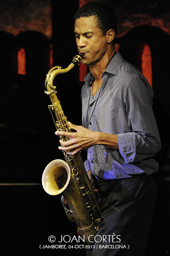 Mark Turner y Baptiste Trotignon (Jamboree, Barcelona, 04-10-2013) | JAZZ I FOTOGRAFIA | Scoop.it